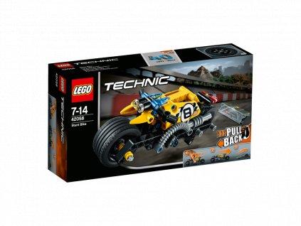 LEGO® Technic Motorka pro kaskadéry