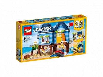 LEGO® Creator Dovolená na pláži
