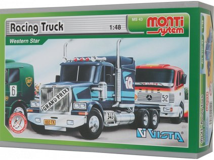 MS 43 - Racing Truck Western star