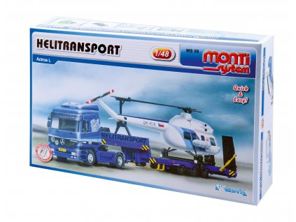 MS 58 - Actros L-MB Helitransport