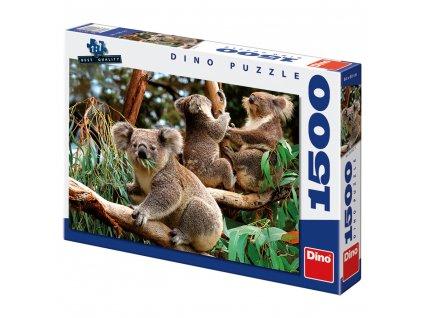 Puzzle Koaly