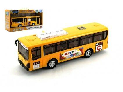 Autobus Citybus na baterie