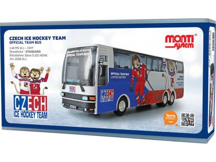 MS 31.1 - CZECH ICE HOCKEY TEAM