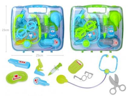 Kufřík pro malé doktory