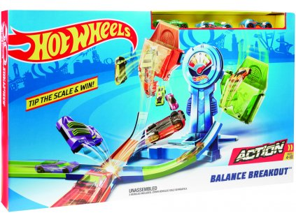 Hot Wheels Balance breakout