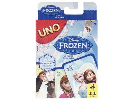 hra UNO Frozen