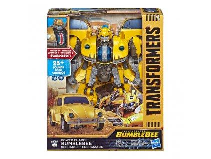 Transformers Bumblebee Power Core figurka