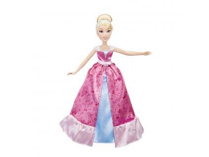 Popelka s magickými šaty