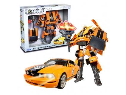 road bot Mustang