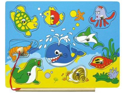 vkladacka more a rybolov