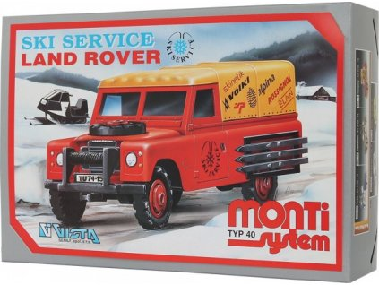 MS 40 Ski Service - Land Rover