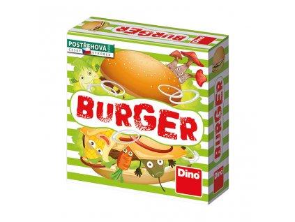 Burger hra