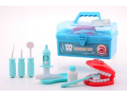 Sada pro malé zubaře v kufříku