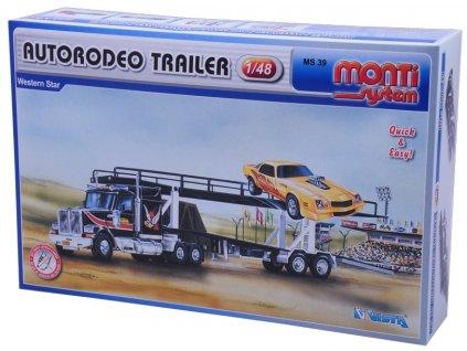 MS 39 - Autorodeo trailer