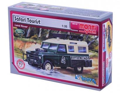 MS 02 Safari Tourist