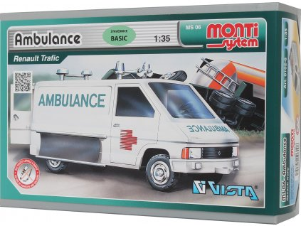 MS 06 Ambulance