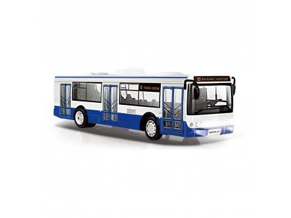 Autobus česky mluvící