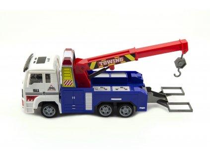 Auto nákladní odtahovka