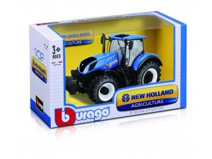 Traktor Bburago New Holland