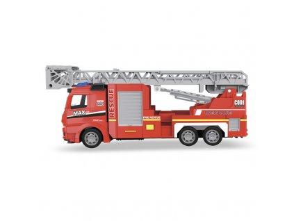 hasici s plosinou
