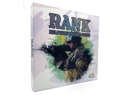 RANK Military board game 1