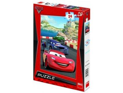 Puzzle Cars 2: Na Riviéře 24 dílků
