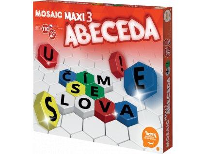 MOSAIC MAXI 03 abeceda bez stínu