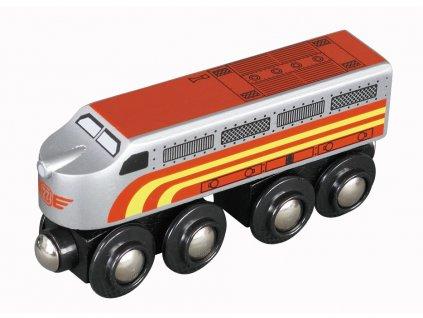 Lokomotiva - Santa Fe - Maxim 50489