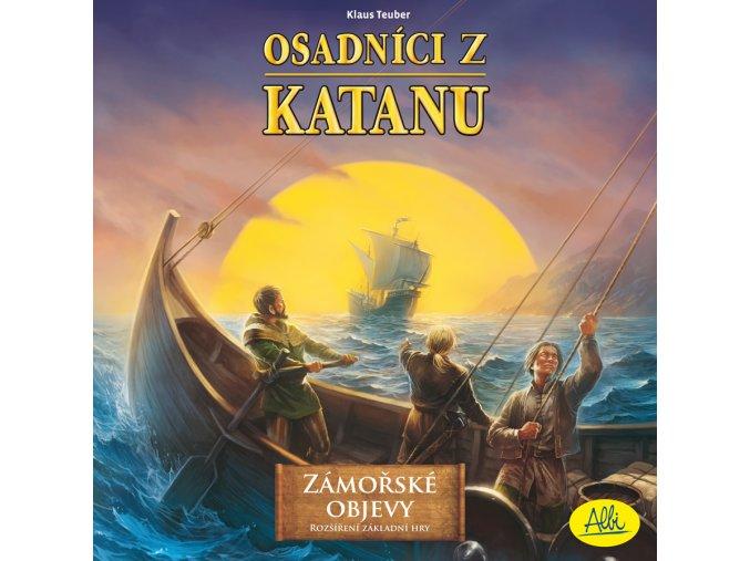 Osadníci z Katanu Zámořské objevy
