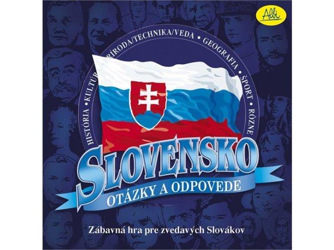 Slovensko - otázky a odpovědi