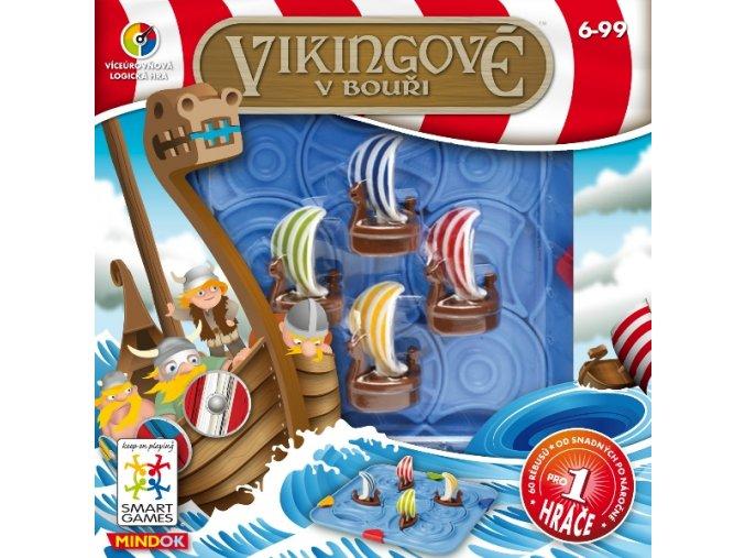 Vikingové v bouři
