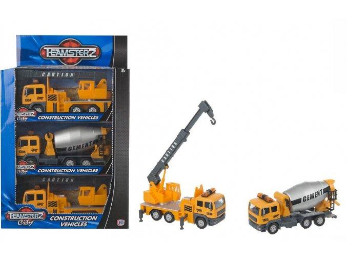Stavební auto Teamsterz
