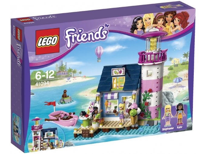 LEGO® Friends Maják v Heartlake