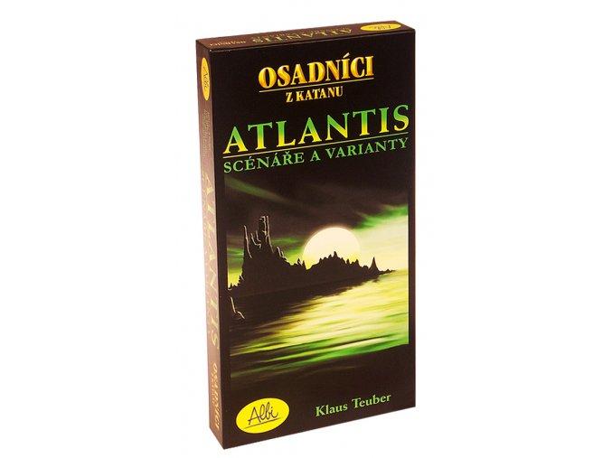 Osadníci z Katanu - Atlantis