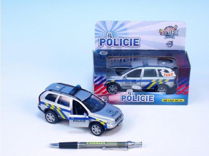 Volvo policie