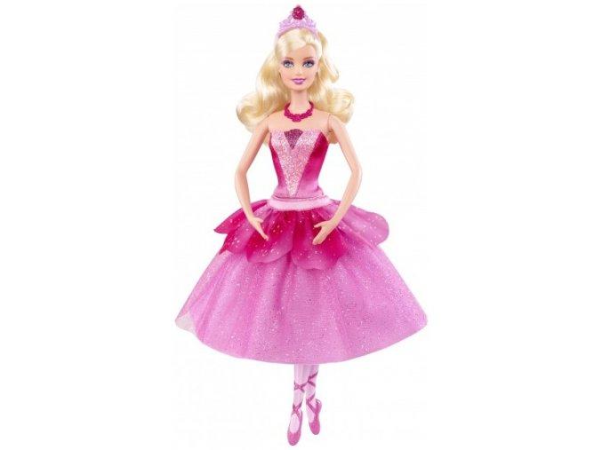 Barbie primabalerína