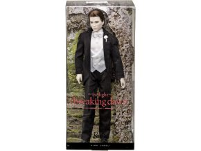 Barbie Edward ve svatebním