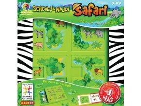 Safari schovej a najdi