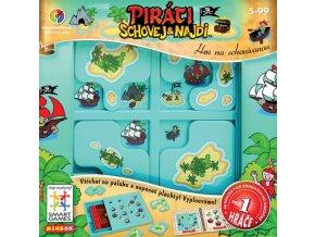 Piráti schovej a najdi