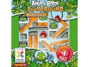 Angry Birds: Staveniště