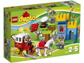LEGO® DUPLO® Útok na poklad