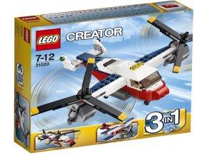 LEGO® Creator Dobrodružství se dvěma vrtulemi