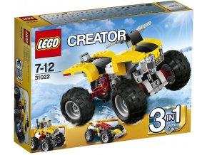 LEGO® Creator Turbo čtyřkolka