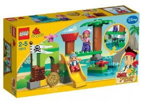 LEGO® DUPLO® Skrýš Země Nezemě