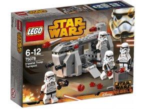 LEGO® Star Wars Přepravní loď Impéria