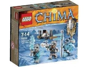 LEGO® Chima Smečka kmene Šavlozubých tygrů