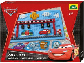 Mozaika Disney Cars