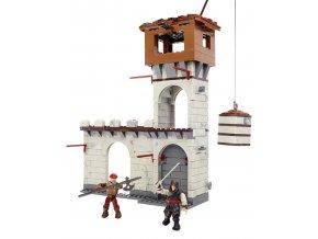 Mega Bloks Assassin's Creed útok na pevnost