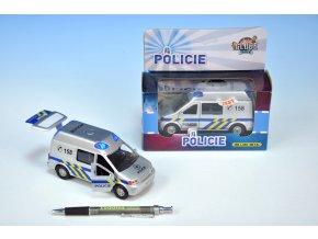 Policejní dodávka