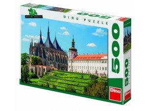 Puzzle Chrám svaté Barbory
